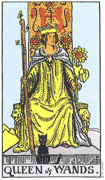 Queeen of Wands