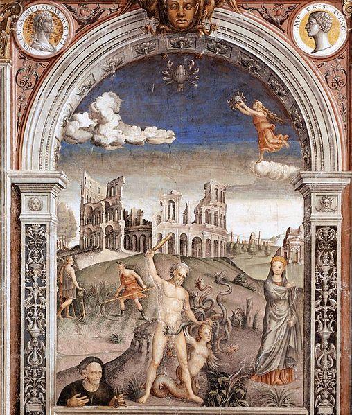 Giovanni Maria Falconetto (1468–1535) – Sign of cancer