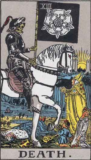 Death in the Tarot