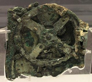Antikythera mechanism - the ancient computer