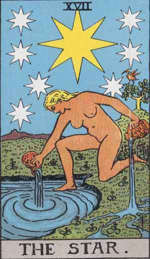 The Star - Tarot