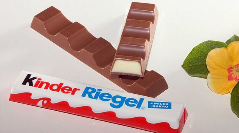 Kinder chocolate likely to contain carcinogens