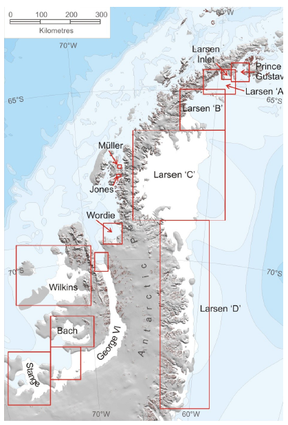 Antarctic-Peninsula-Ice-Shelves