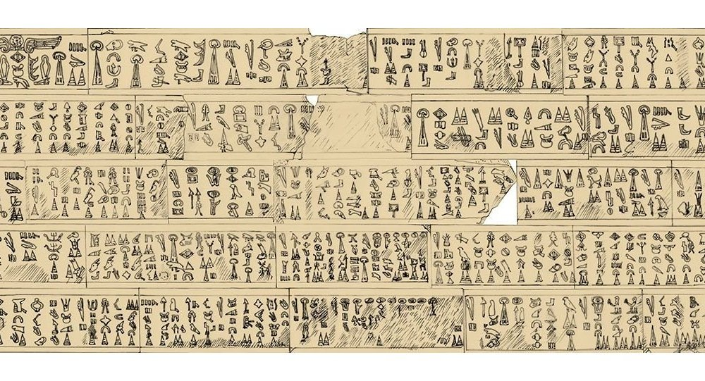 3,200 year old stone finally deciphered