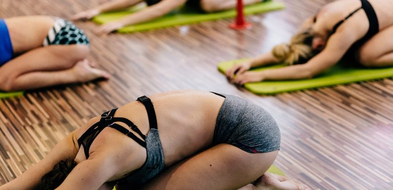 Bikram yoga no better than other forms says study