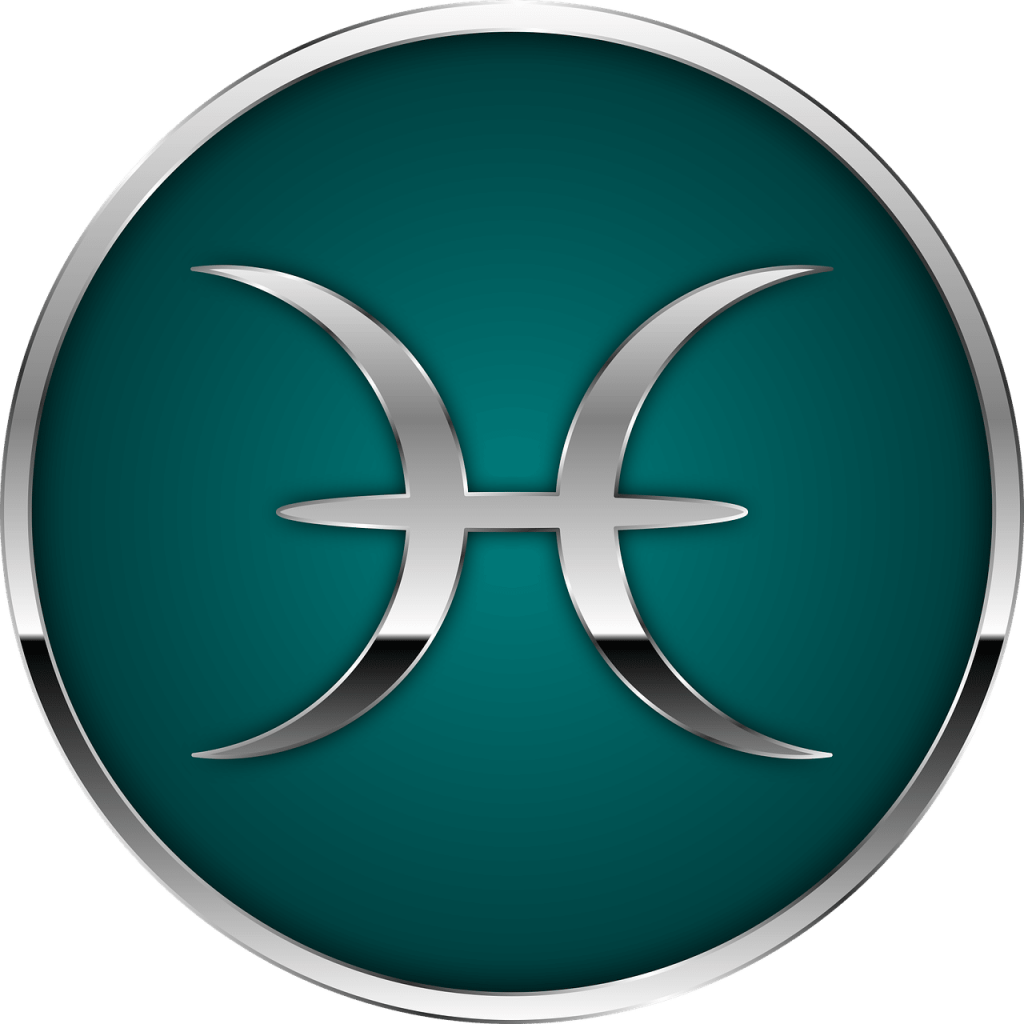 Pisces Star Sign Symbol