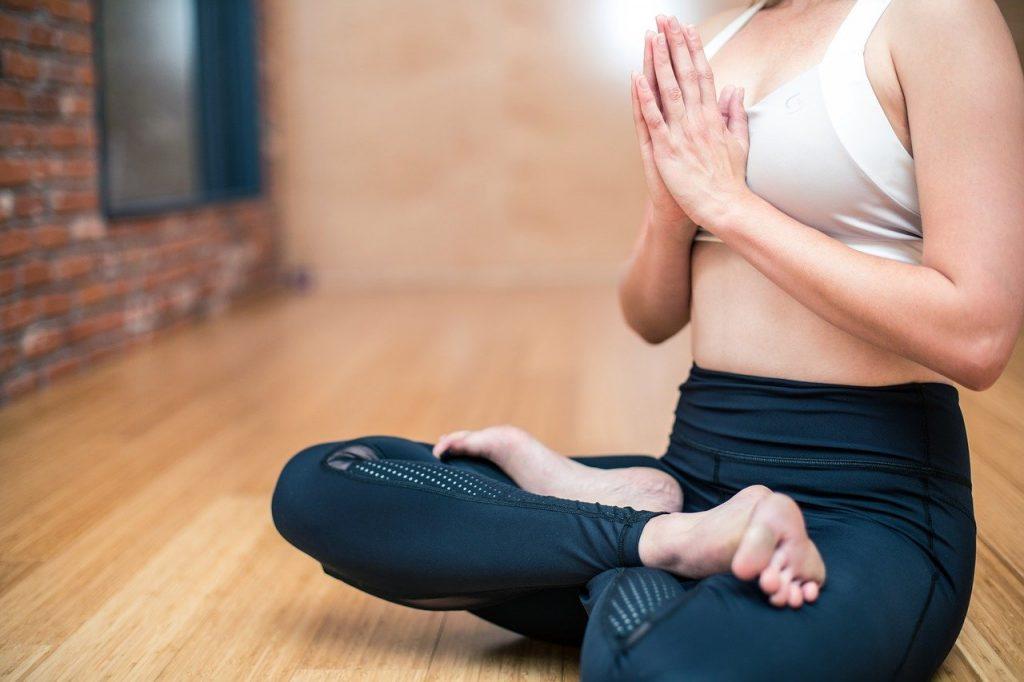 Meditation on Prana - part of Yoga