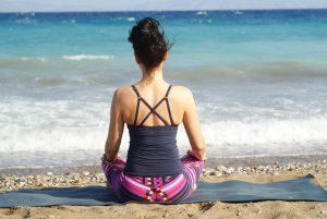 Yoga Meditation to direct energy - Image from Pixabay