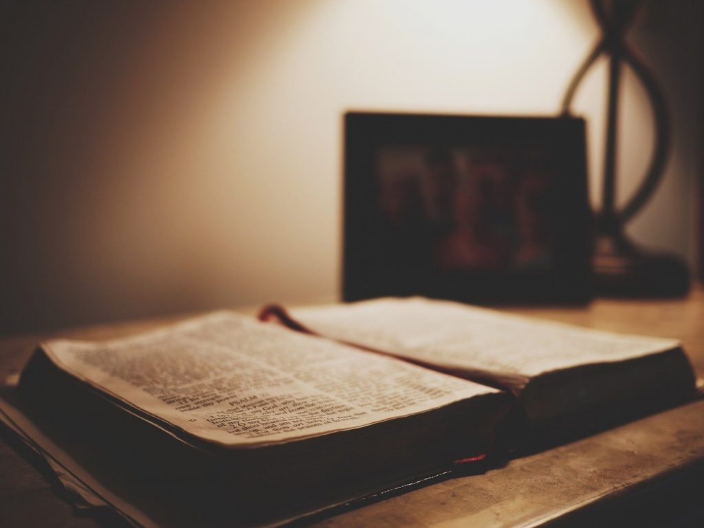 Niyamas - The Study of Scripture
